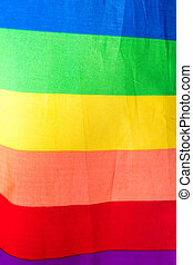 szivárvány, fogalom, színes, lobogó, lgbt, háttér, büszkeség