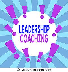 szkic, individualized, lider, design., treść, mający kształt...