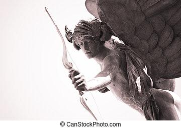 szobor, erosz