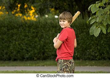 szokás, baseball
