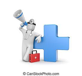 Szolgáltatás, orvosi