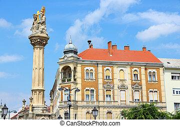 Szombathely, Hungary. City in Western Transdanubia region....
