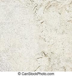 szorstki, wall., tło, texture.