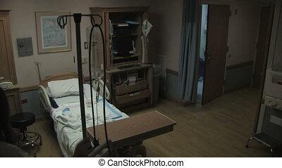 szpital, pacjent