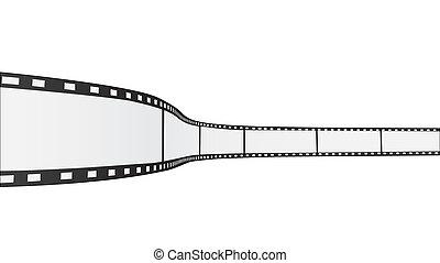 szpula, film