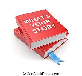 sztori, rész, -e