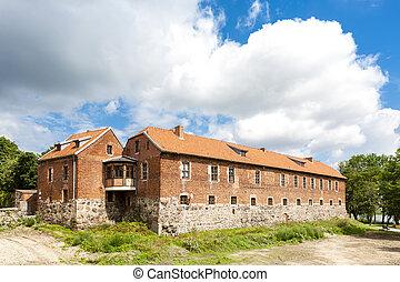 Szutm Castle, Pomerania, Poland