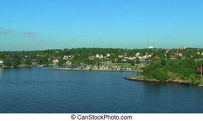 szwedzki, okolica