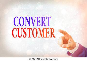 táctica, customer., mercadotecnia, plomos, showcasing, foto, buyer., nota, escritura, empresa / negocio, converso, vuelta, actuación, estrategia