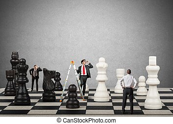 táctica, empresa / negocio, estrategia