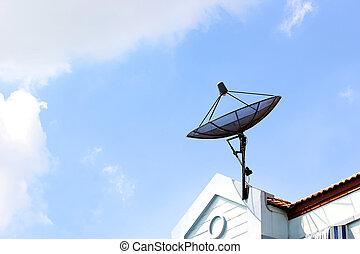 tál, mellékbolygó, tető