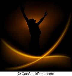 táncol, varázslatos