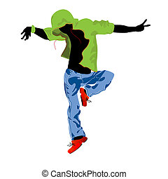táncos, hornyol