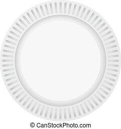 tányér, dolgozat