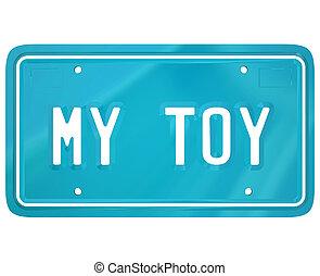 tányér, gyűjtő, játékszer, engedély, autó, restaurálás, autó, hobbi, az enyém