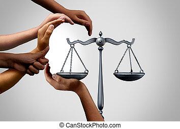 társadalmi, különböző, igazságosság