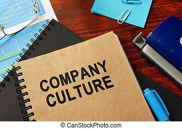társaság, könyv, culture., cím