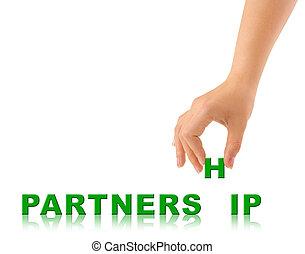 társas viszony, szó, kéz