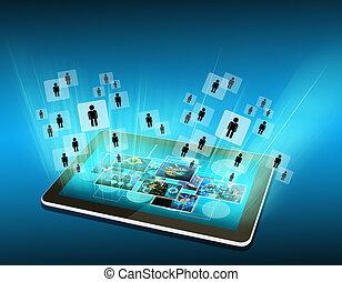 tã©lã©viseur, business, conc, production, .technology, internet