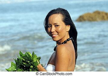 tänzer, polynesian