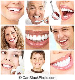 tænder, whitening