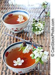 tè, cinese