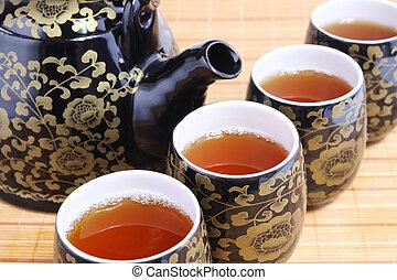 tè, cultura