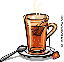 tè, nero