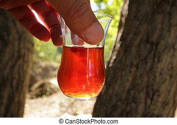 tè, turco