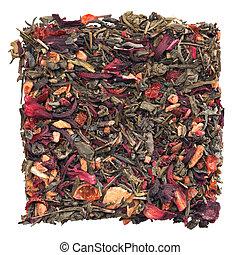 té, aromático