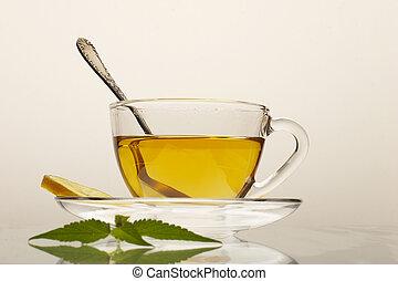 té, herbáceo