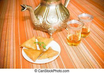 té, morisco