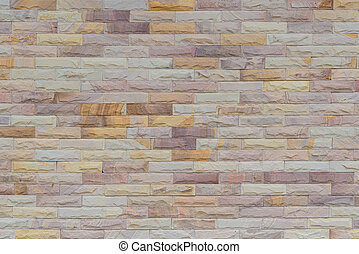 tégla, textured, háttér, struktúra, homokkő