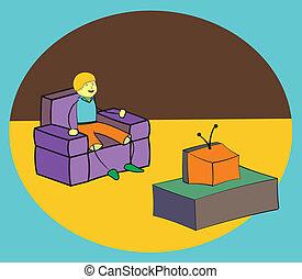 télé regarde