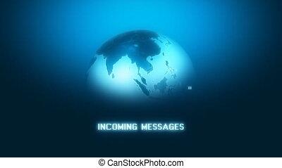 téléchargement, email, détection, spam