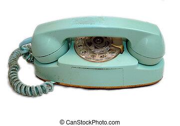 téléphone, 3, vieux
