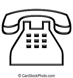 téléphone, 3d