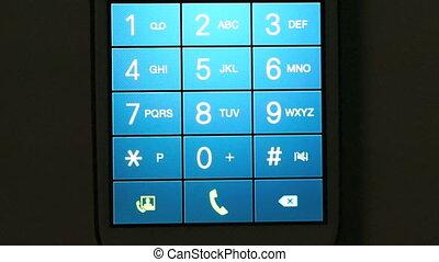 téléphone, 911, urgence, appeler