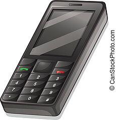 téléphone, cellulaire