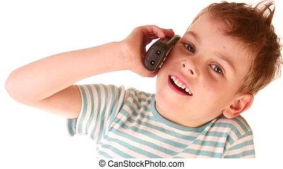 téléphone, enfant