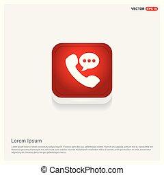 téléphone, icon., récepteur