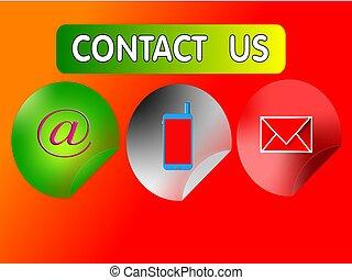 téléphone, nous contacter