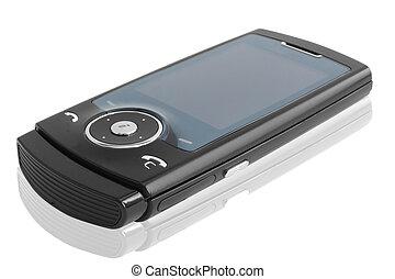 téléphone portable, 7, glisseur