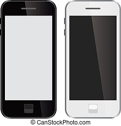 téléphone portable, appareils