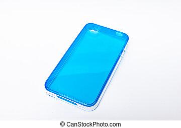 téléphone portable, cas
