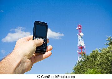 téléphone portable, gsm, frustration