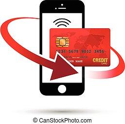 téléphone portable, paiement