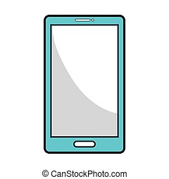 téléphone portable, smartphone