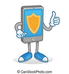 téléphone, protéger
