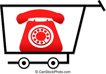 téléphones, achats